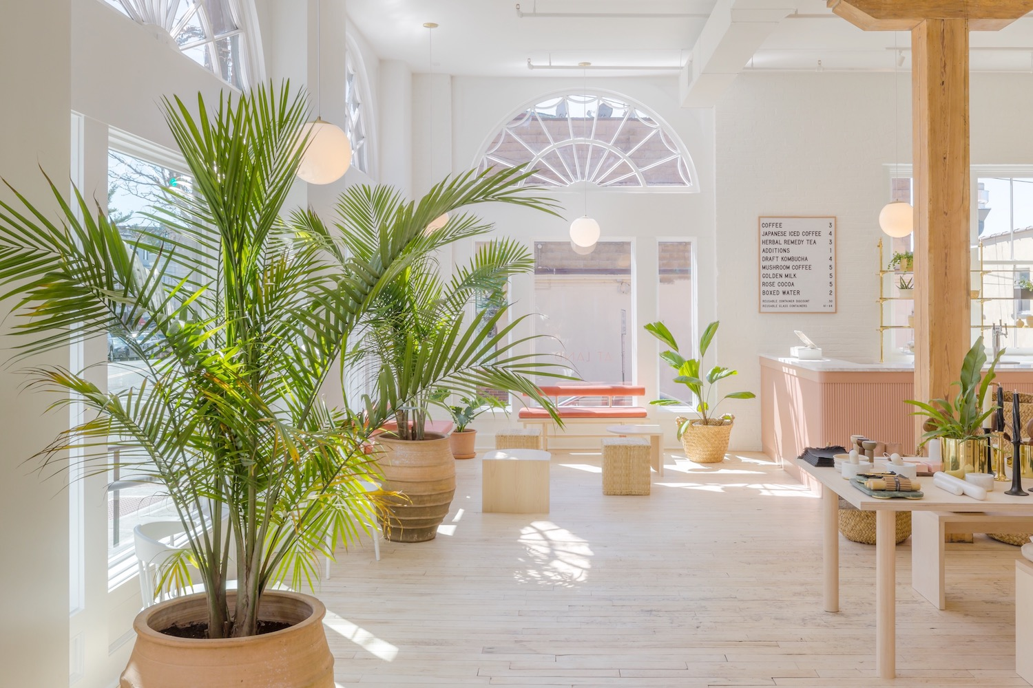 A Healthy Bar And Home Goods Store Is At Land In Dobbs Ferry