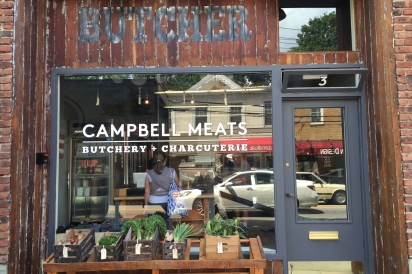 Campbell Meats, a craft butcher and charcuterie shop